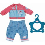 Zapf Creation Baby Annabell® Play Outfit w. pink jacket