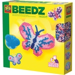 SES Creative Creative Bügelperlenset Duft-Schmetterling