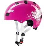 Uvex Fahrradhelm Kid 3 Pink Dust