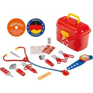 Klein Spielzeug Arztkoffer 2 Fächer