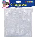 Playbox Bügelperlen Steckplatten 3 Stück Formen groß