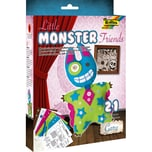 Folia Little Monster Friends Gary Filz Bastelset, mehrfarbig, 21-teilig (1 Set)