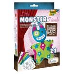 Folia Filz-Bastelset Little Monster Friends Gary