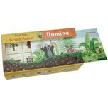 Holz-Domino Der kleine Maulwurf Kinderspiel