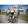 bobike Fahrrad-Sicherheitssitz Maxi City EXCLUSIVE inkl. 1P-Montagesystem für gepäckträgerlose Fahrr