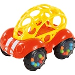 Kids Ii Oball Rattle Roll Buggie Auto Rotgelb