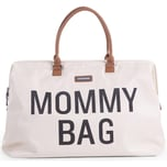 Childhome Wickeltasche Mommy Bag altweißschwarz