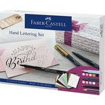 Faber-Castell Schreib- und Kreativset Handlettering 12-tlg.