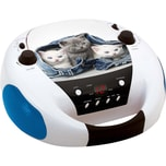 Bigben CD-Player mit Radio CD52 Cats 2