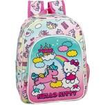safta Freizeitrucksack Hello Kitty Candy Unicorns