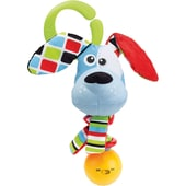 Yookidoo Lustige Rassel Hund mit Soundmodul