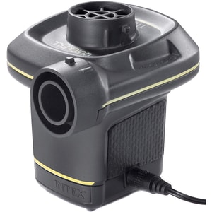 Intex Elektrische Pumpe Mit 3 Verbindungs-Düsen Pumpleistung 480 Lmin