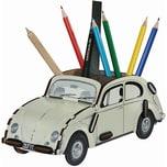 Werkhaus Stiftebox VW Käfer Limosine beige
