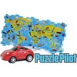 Amewi Puzzle Pilot Sportwagen mit Strecke zum Puzzlen