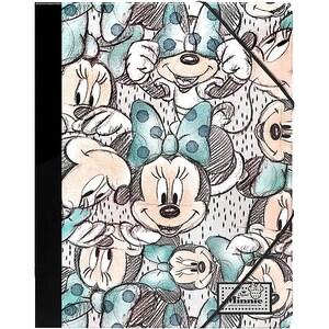 Gummizugmappezeichenmappe A4 Minnie Mouse Dr
