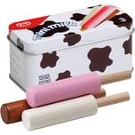 ERZI Spiellebensmittel Eis Mini Milk in der Dose