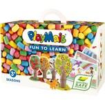 PlayMais Fun to Learn Jahreszeiten 550 Maisbausteine