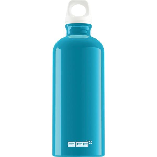 Sigg Alu-Trinkflasche Fabulous Aqua 600 ml