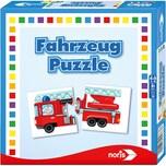 Noris FahrzeugPuzzle
