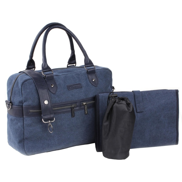 Kidzroom Wickeltasche Ready blue