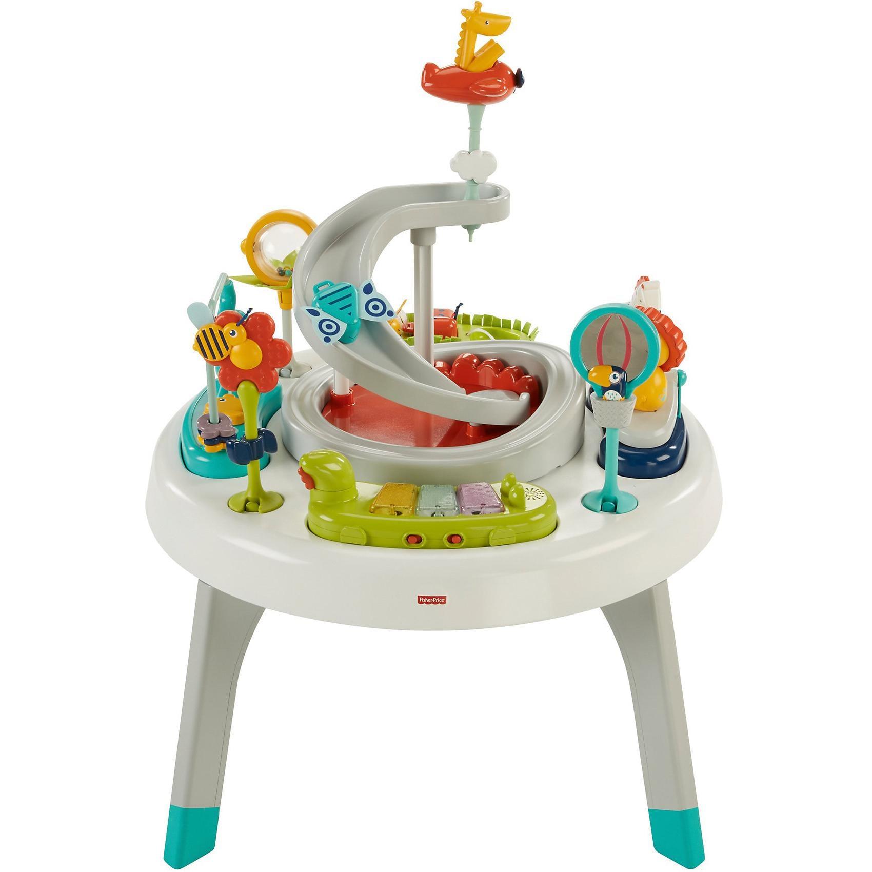 Mattel Fisher-Price 2-in-1 Activity Spielcenter