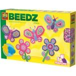 SES Creative Bügelperlenset Garten der Schmetterlinge 2.100 Duftperlen