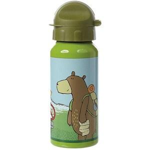 Sigikid Alu-Trinkflasche Forest Grizzly 400 ml