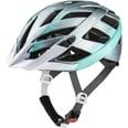 Alpina Fahrradhelm Panoma 2.0 Steelgrey-Smaragd