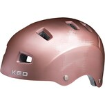 KED Helmsysteme Fahrradhelm Risco rosé matt