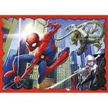 Trefl 4in1 Puzzle Spiderman 35/48/54/70 Teile