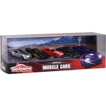 Majorette Muscle Cars 5 Stück Geschenkset