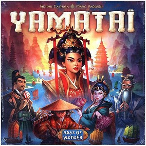 Asmodee Yamatai Spiel