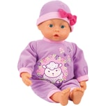 Bayer Babypuppe My First Baby 38 cm lila mit 24 sounds