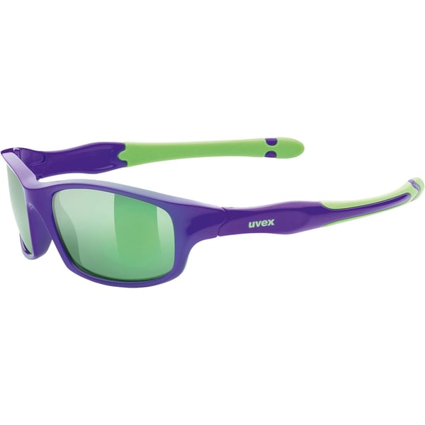 uvex Sonnenbrille sportstyle 507 lilac green green