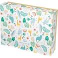 Baby Art Gipsabdruck Set Magic Box Tukan 4-Tlg.