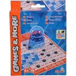 Simba Games More Reisespiel Bingo