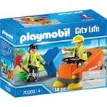 PLAYMOBIL® PLAYMOBIL® 70203 Kehrmaschine