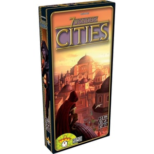 Asmodee 7 Wonders Cities Spiel-Zubehör
