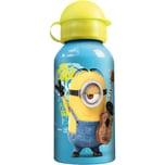 P:OS Alu-Trinkflasche Minions 400 ml