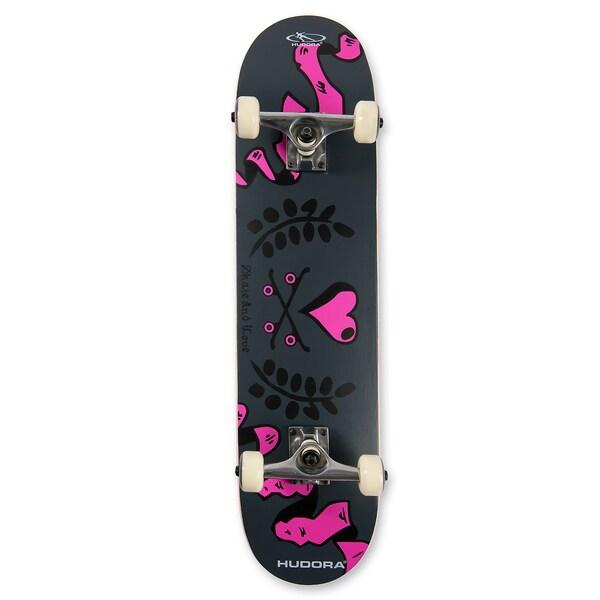 Hudora Skateboard Love ABEC 5
