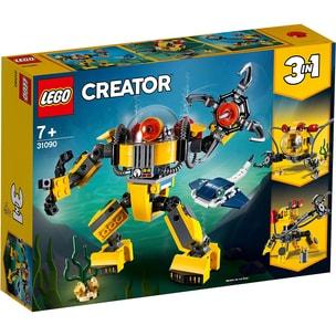 LEGO 31090 Classics Unterwasser-Roboter