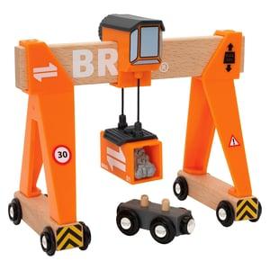 Brio Container-Verladekran
