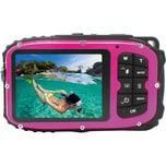 Easypix Unterwasser Digitalkamera Aquapix W1627 Ocean Pink
