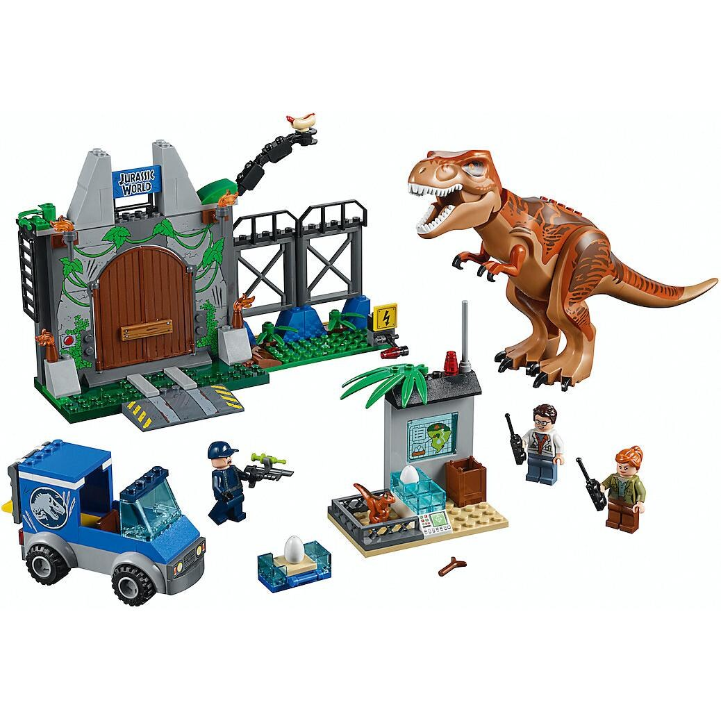 Lego Juniors 10758 Ausbruch des T-Rex