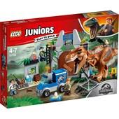 Lego 10758 Juniors Ausbruch des T. rex