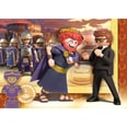 Clementoni Puzzle 180 Teile Supercolor Playmobil the Movie