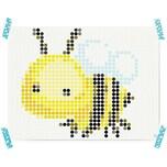 Dot On Art Flowerpower Bee 30 X 40 cm