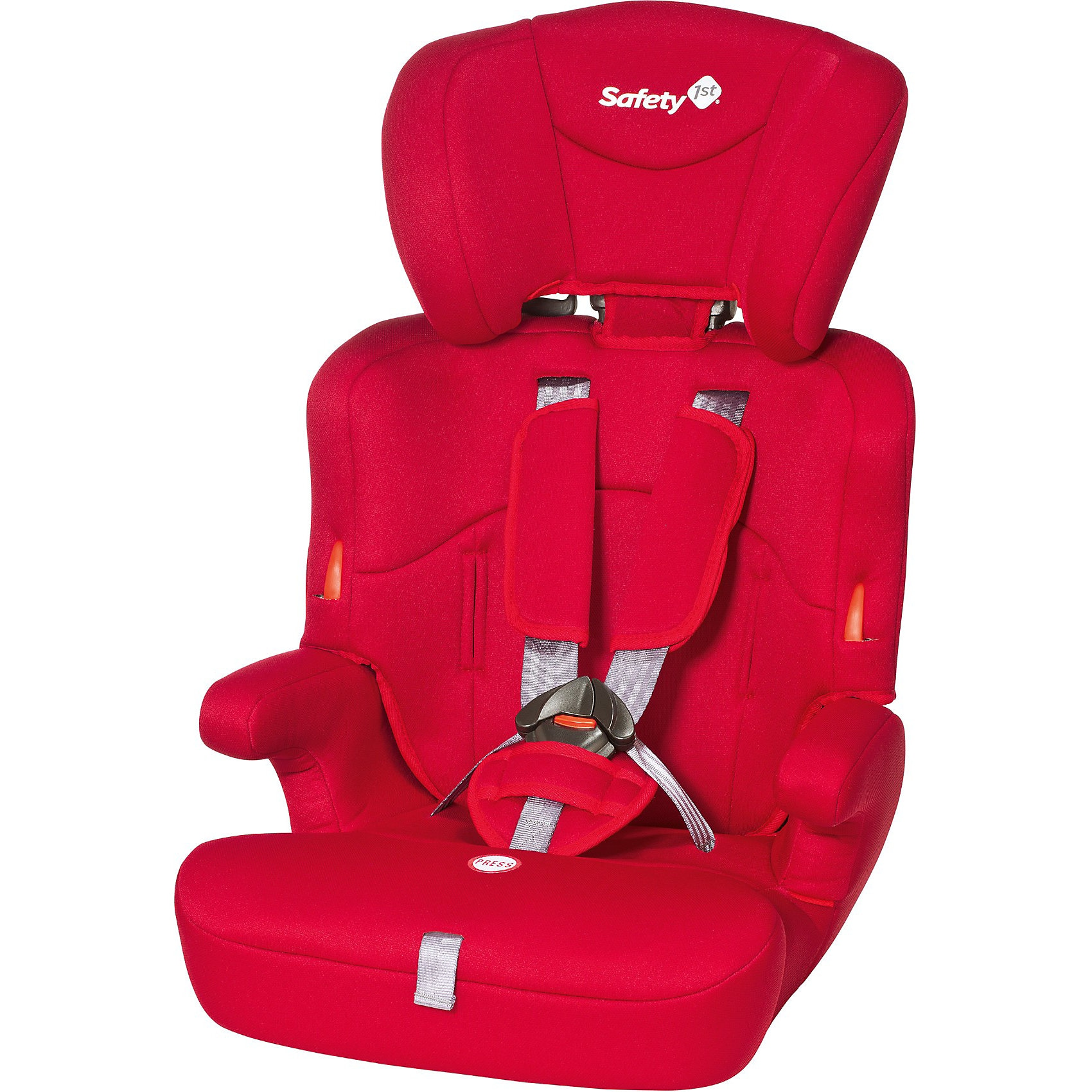 Safety 1st Auto-Kindersitz Ever Safe Full Red 2018