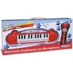 Bontempi Mini-Keyboard und Karaoke-Mikrofon