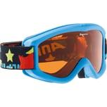 Alpina Skibrille Carvy 2.0 blau